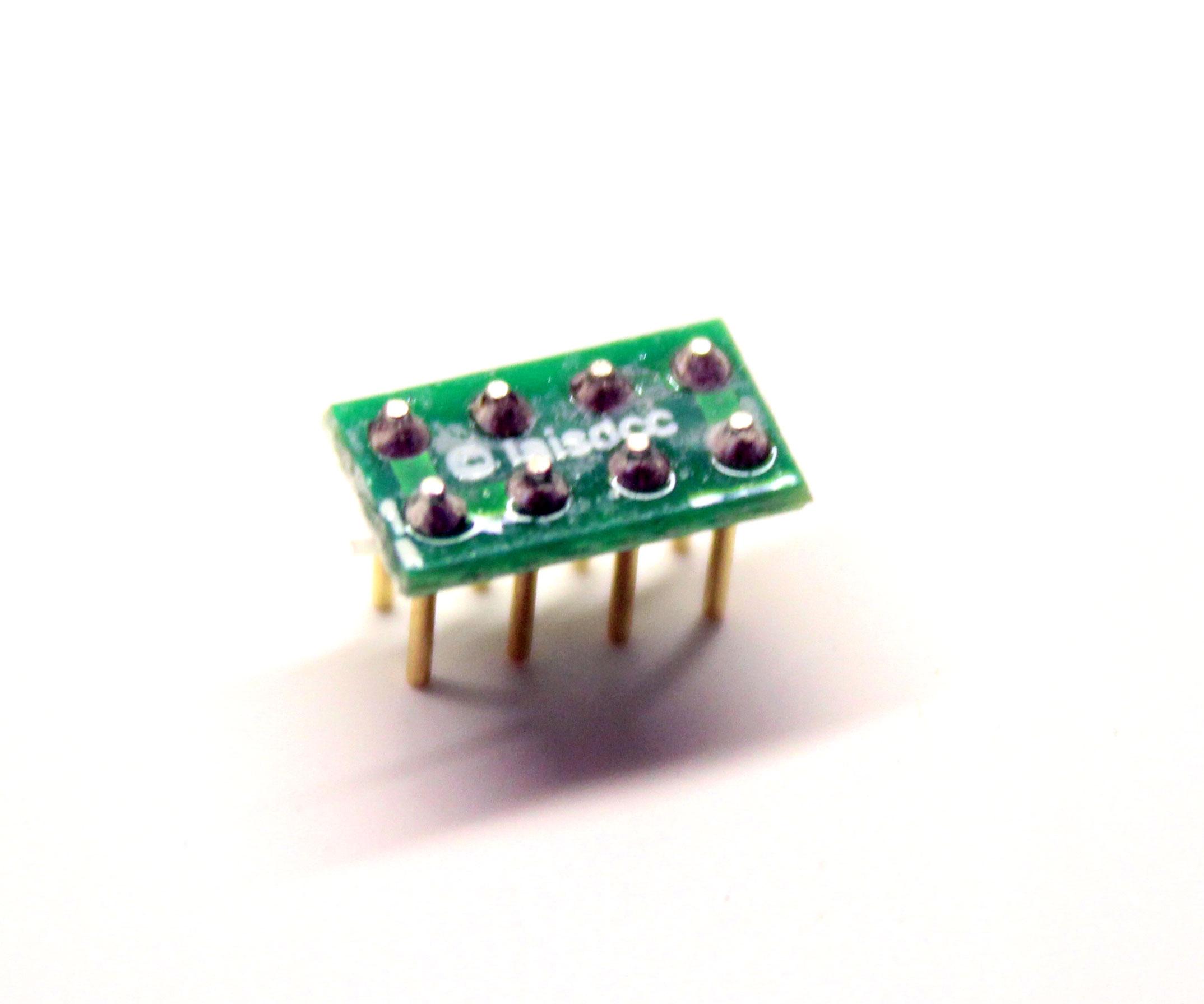 NEM652 8 Pin Blanking Plate