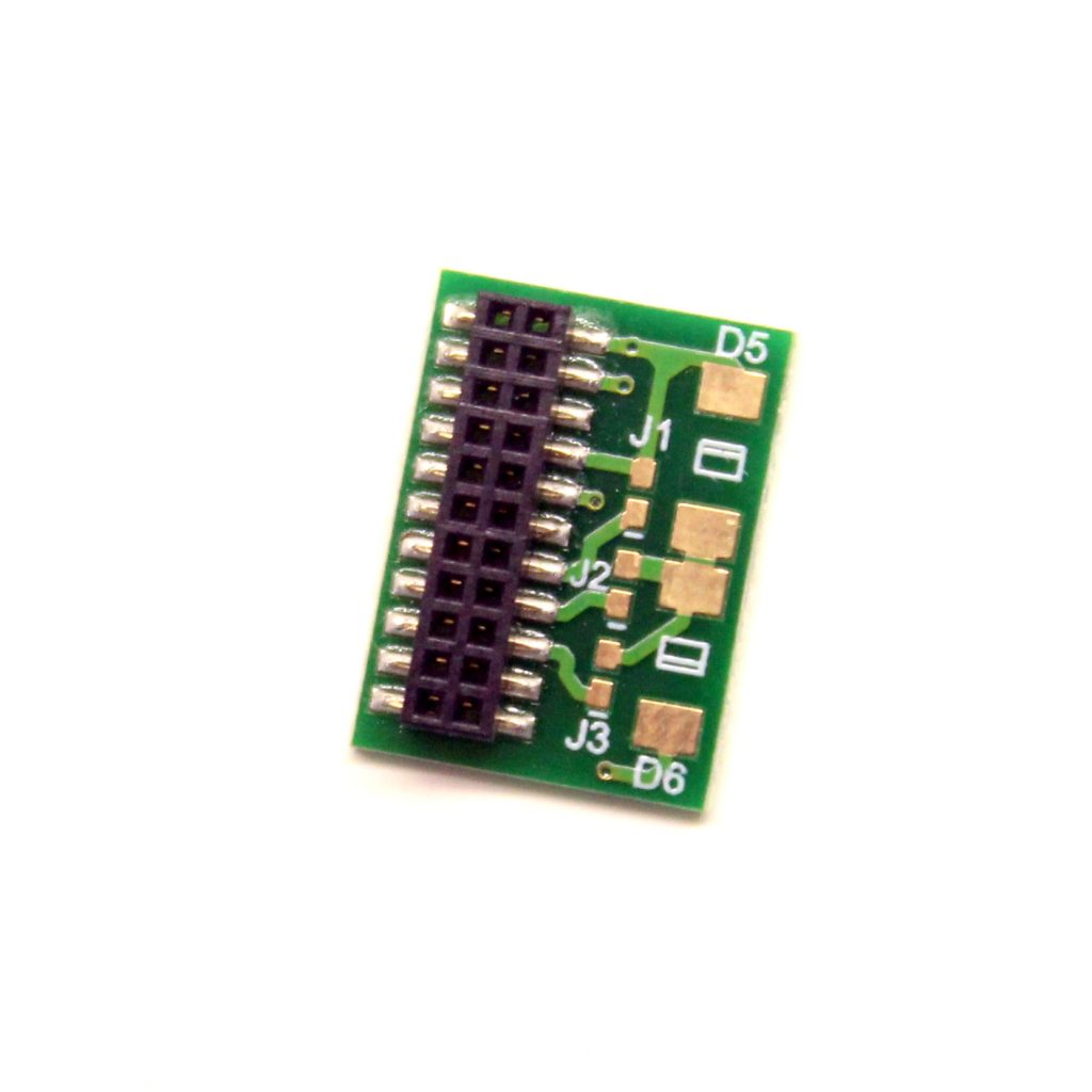 21PIN Decoder Blanking Plate for 21-pin decoder sockets
