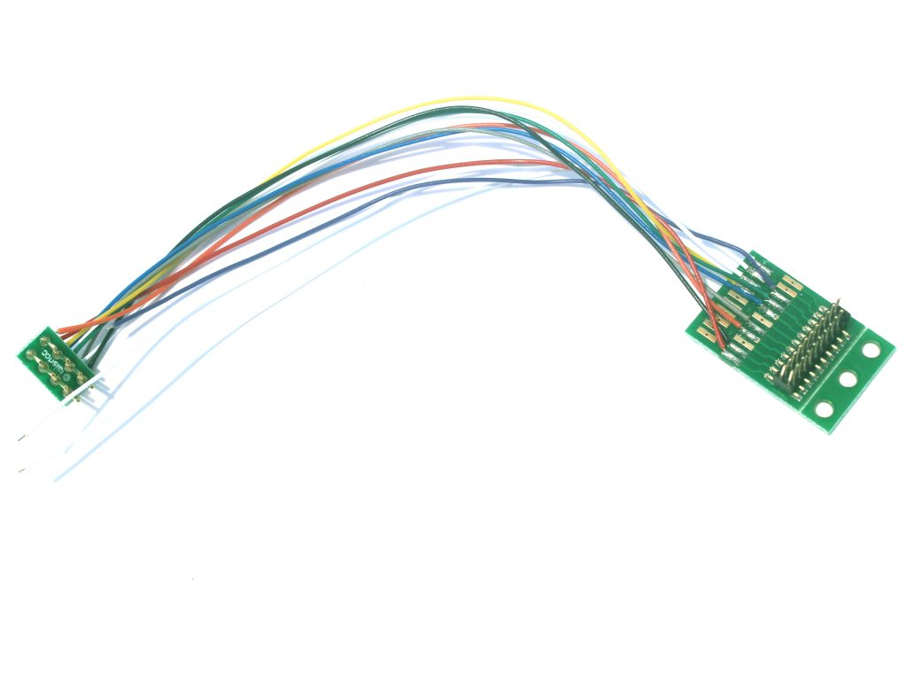 860046 21PIN To 8PIN Harness adaptor with Speaker Wires
